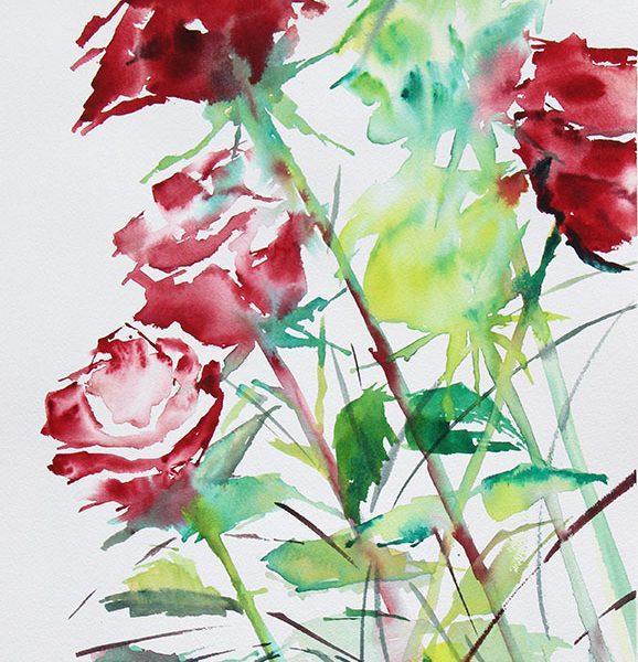 Roses for you 46x36