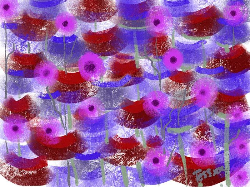 Wildflowers one